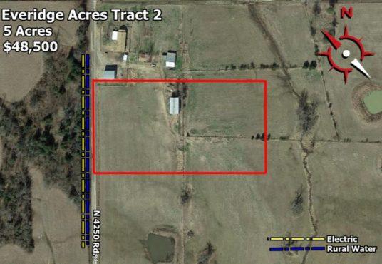 Everidge Acres Tract 2
